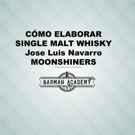 Cómo elaborar Single Malt Whisky