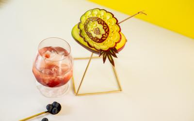 Tallado de frutas – Arte Thai